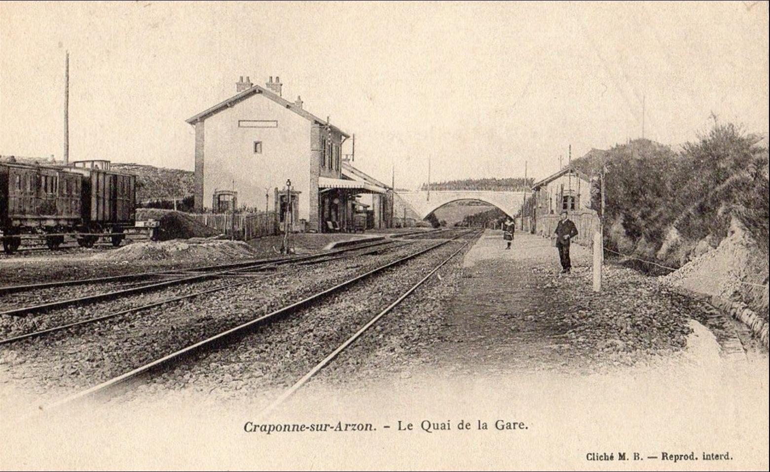 Gare de Craponne