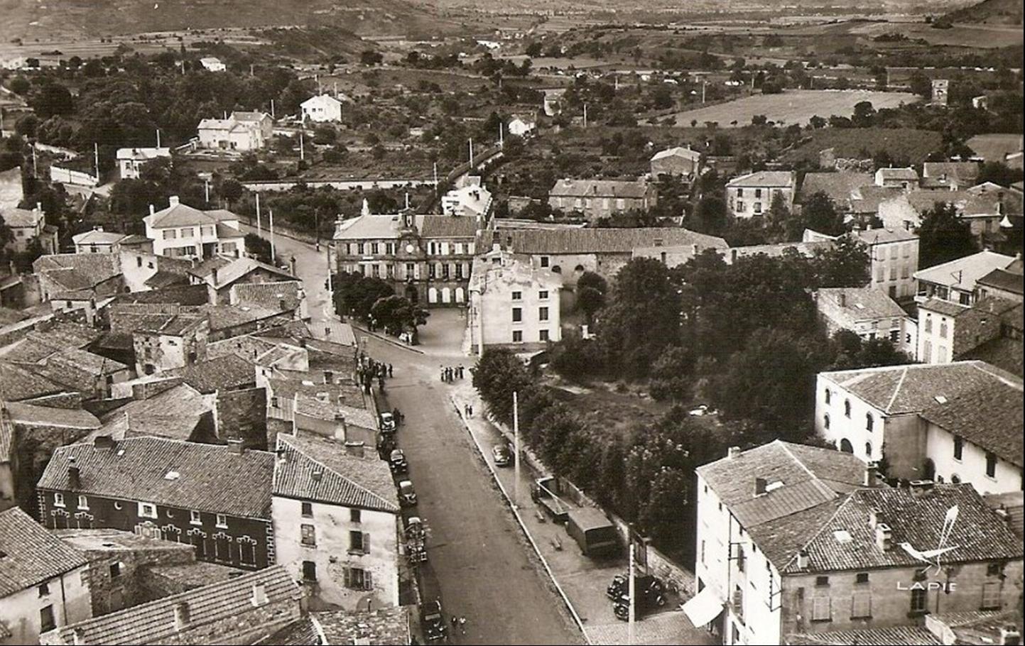 Vic le Comte dans les années 1950-60