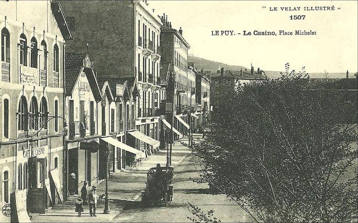 Les vitrines du Puy en Velay