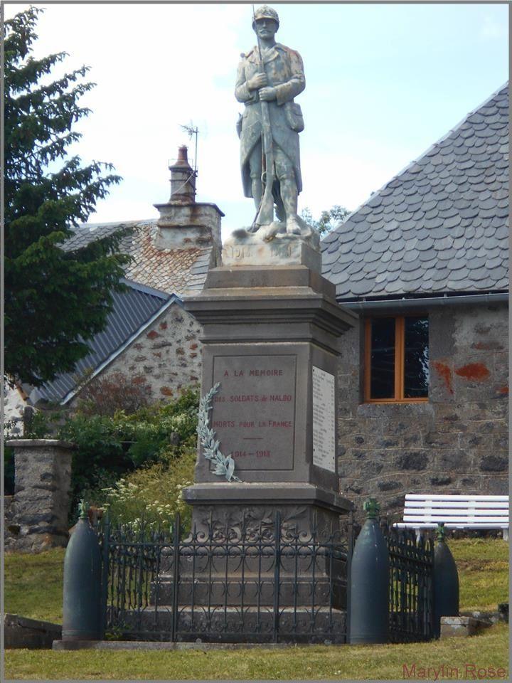 Malbo dans le Cantal