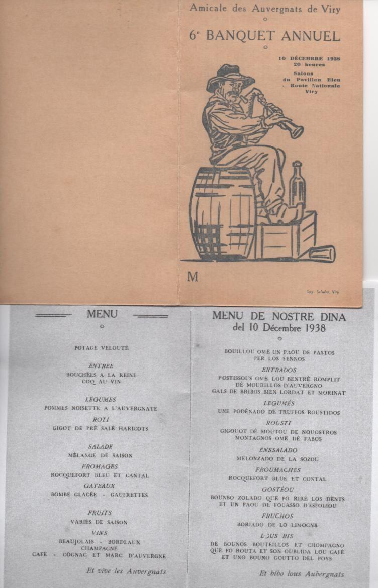 Oradour :Album de Gérard