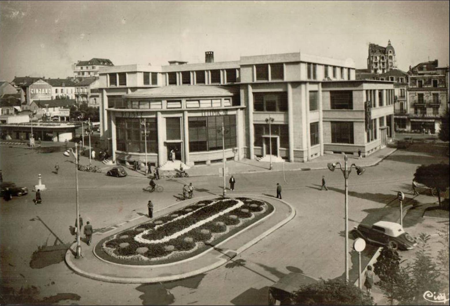 Vichy dans la années 50 a 70