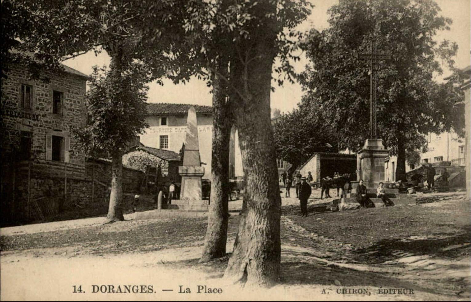 Doranges dans le Puy de Dome