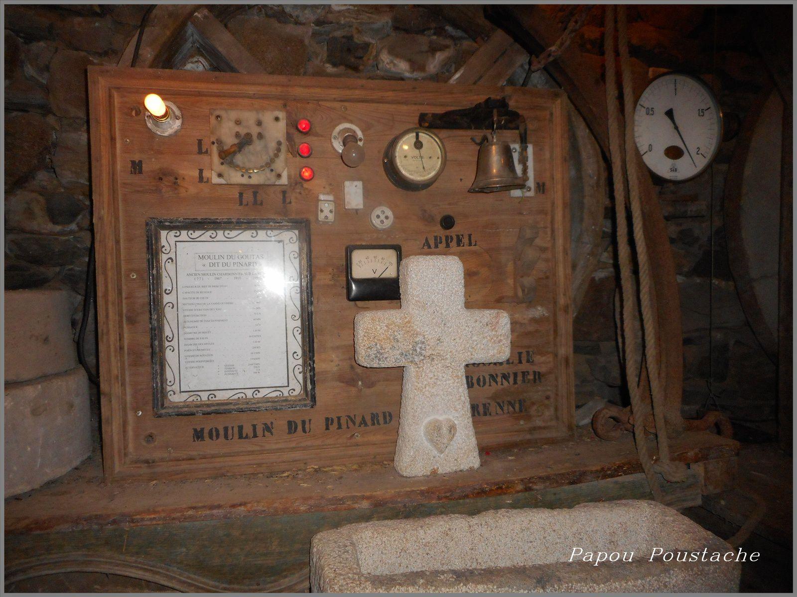 Le moulin du Pinard
