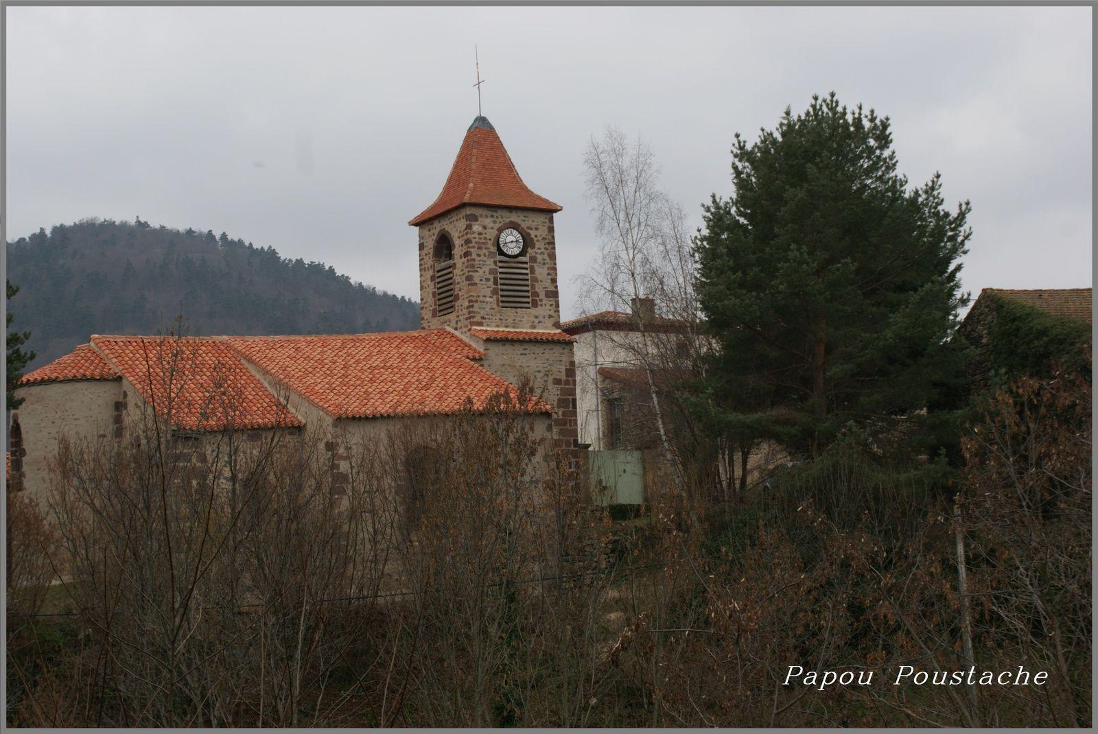 Le village de Rentières