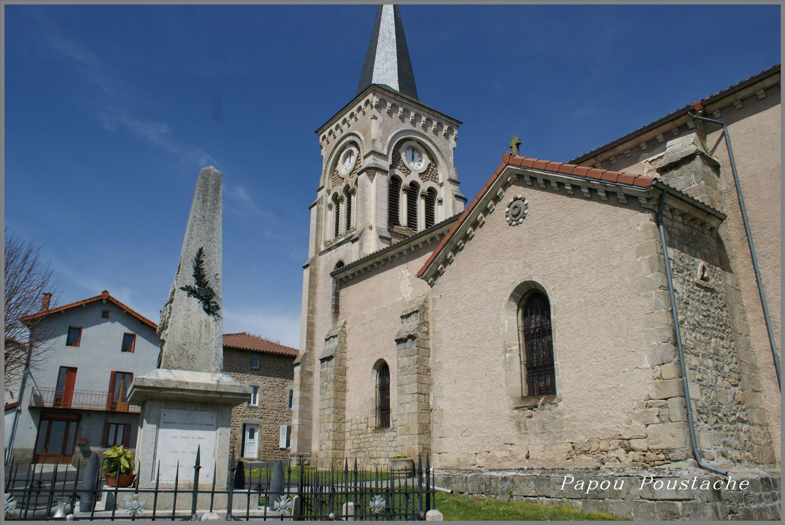 Saint Bonnet le Bourg