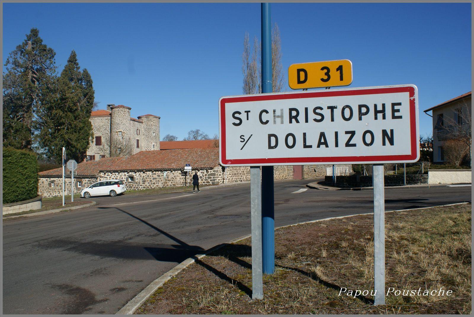 Saint Christophe sur Dolaizon