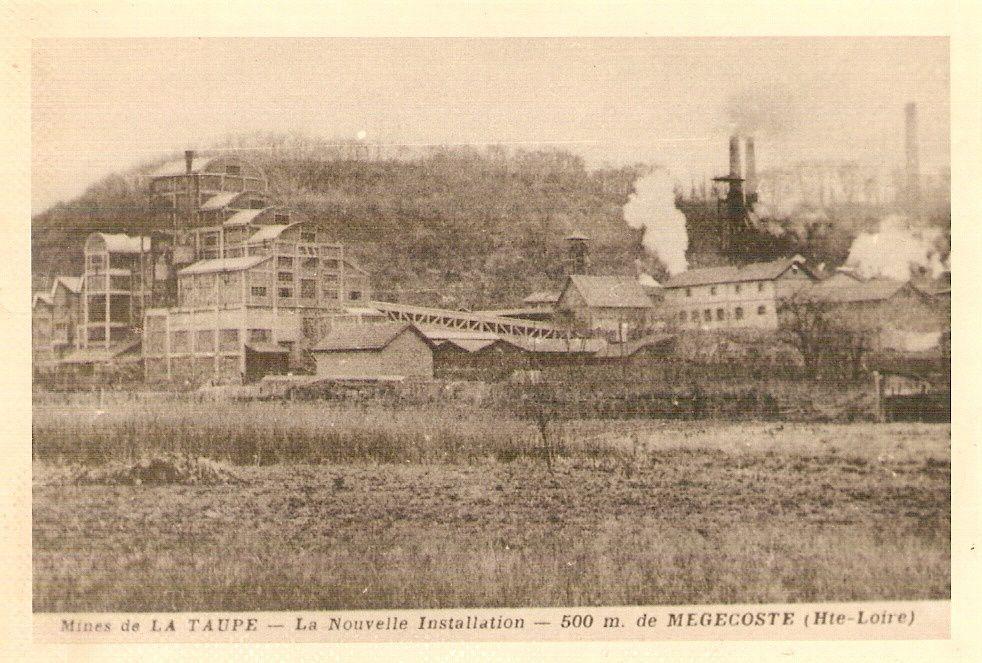 Auzon de 1900 à 1930