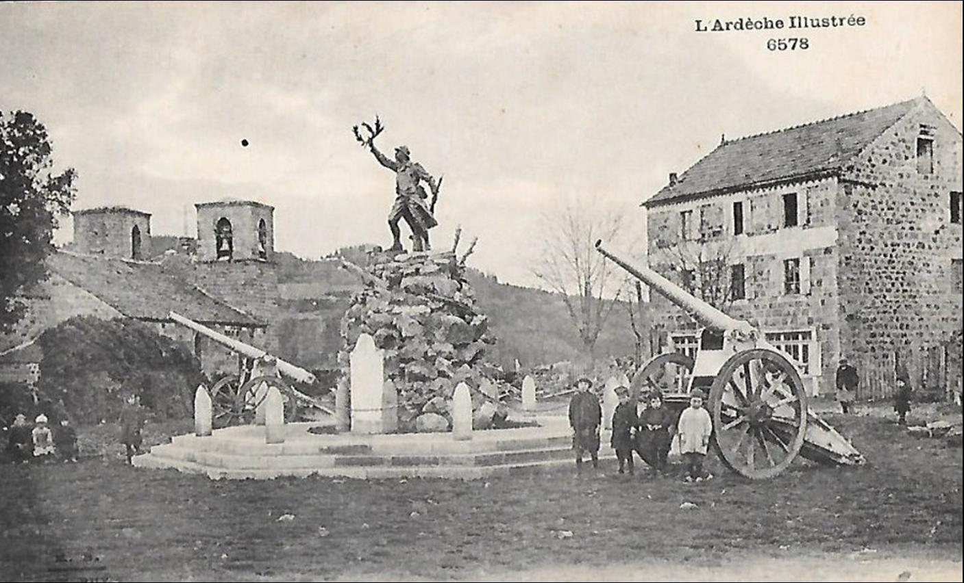 Aux portes de l'Auvergne: Issarlès