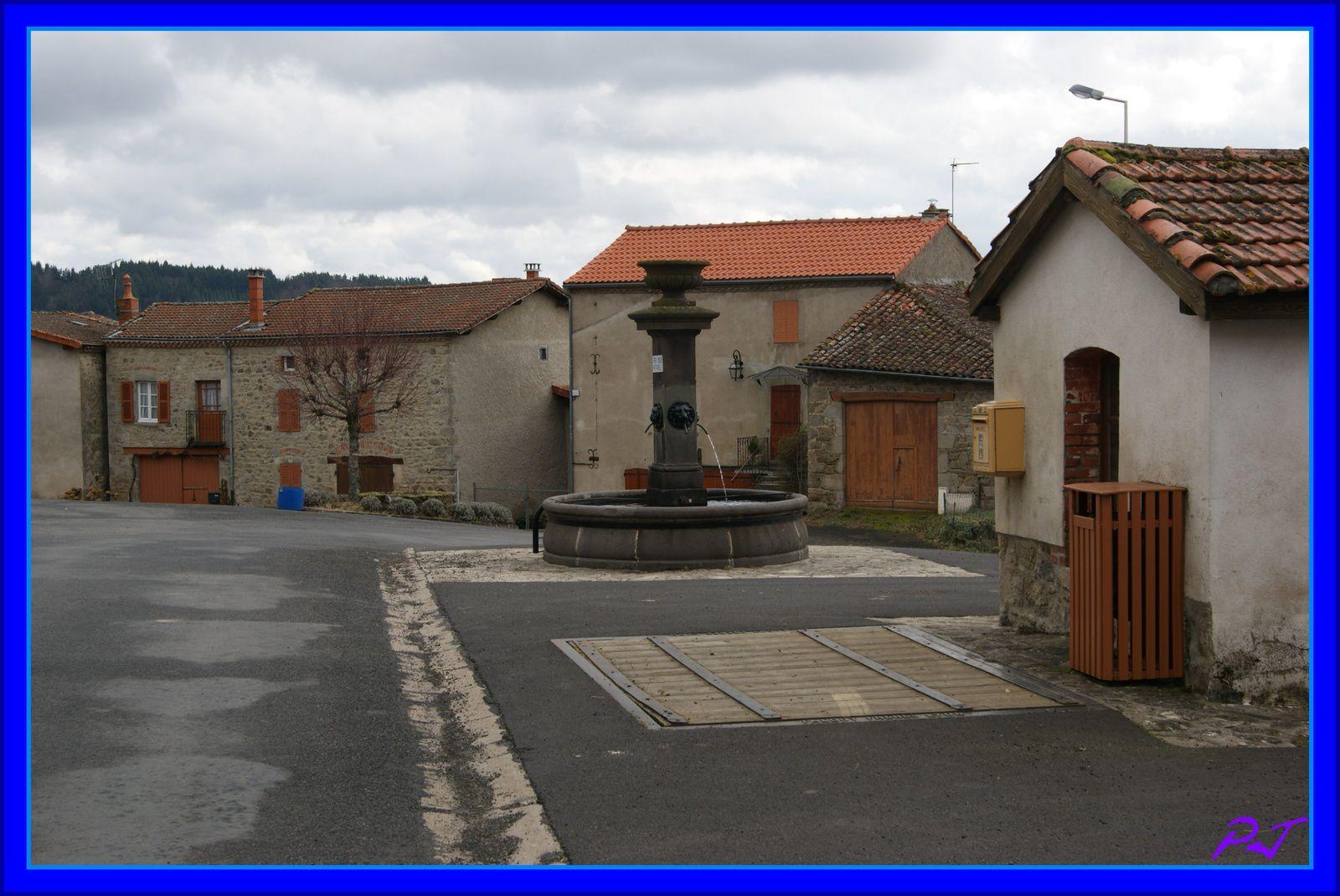 Les villages du Puy de Dome: Champagnat le Jeune