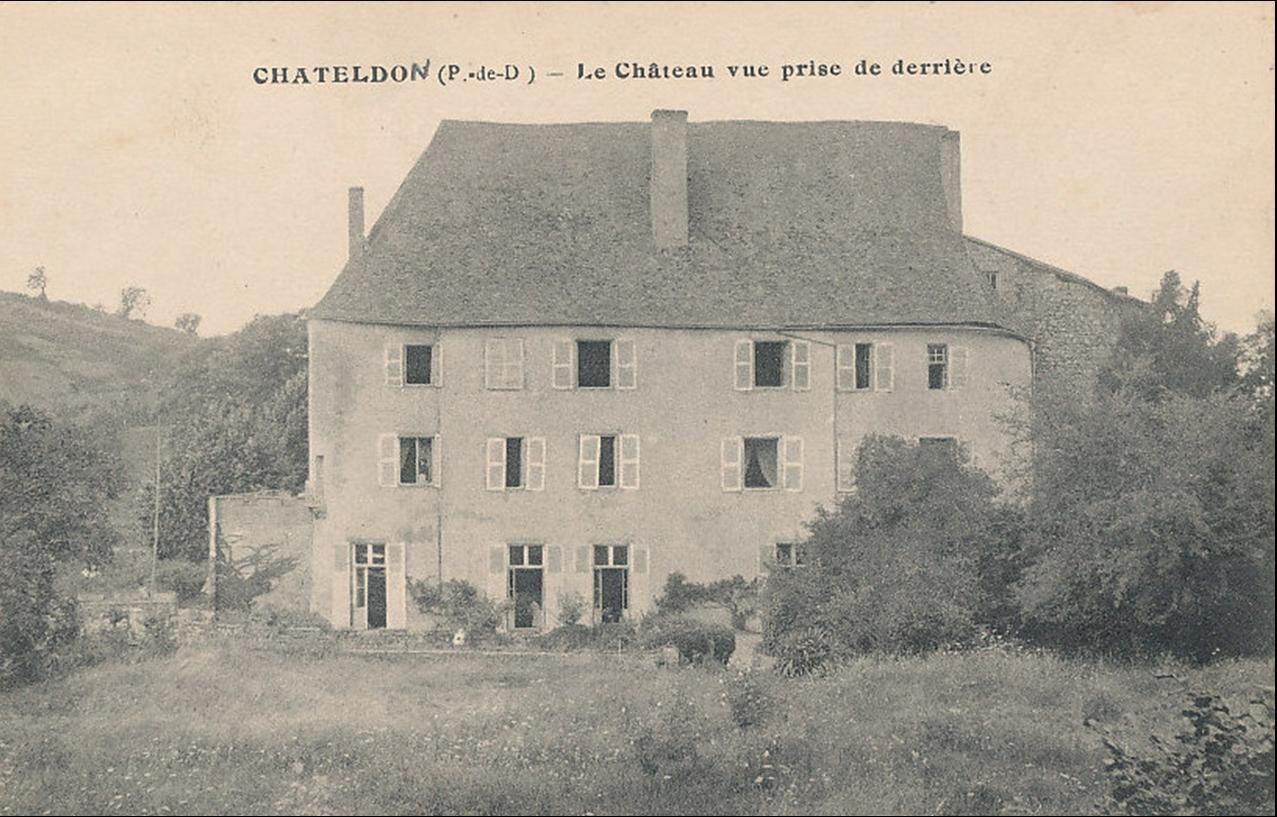 Il était une fois Chateldon