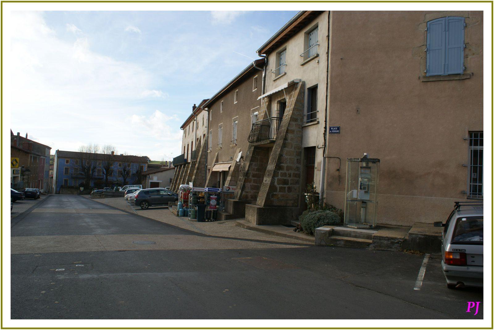 Les villages d'Auvergne: Sauxillanges