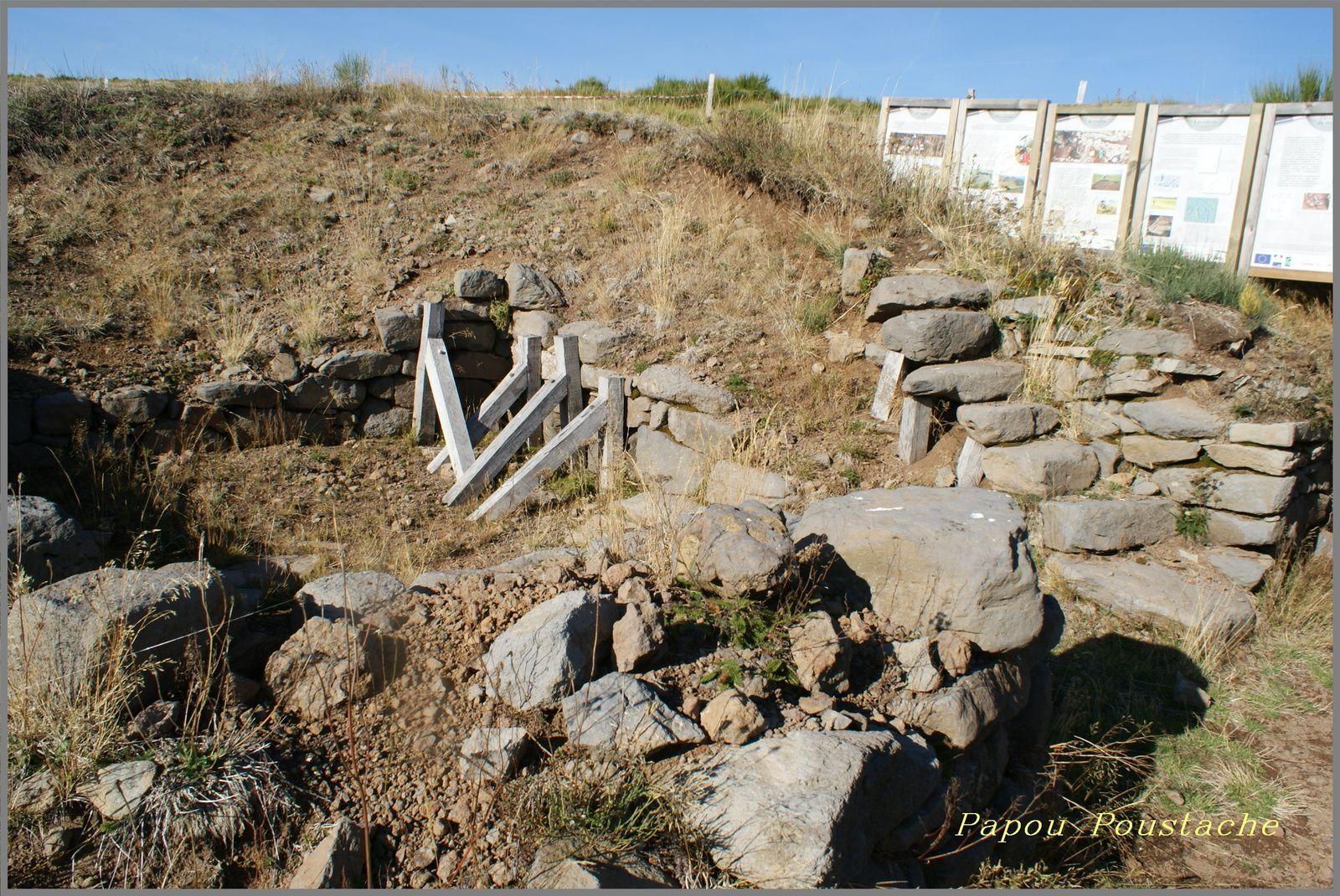 SITE ARCHEOLOGIQUE DE RISSERGUES