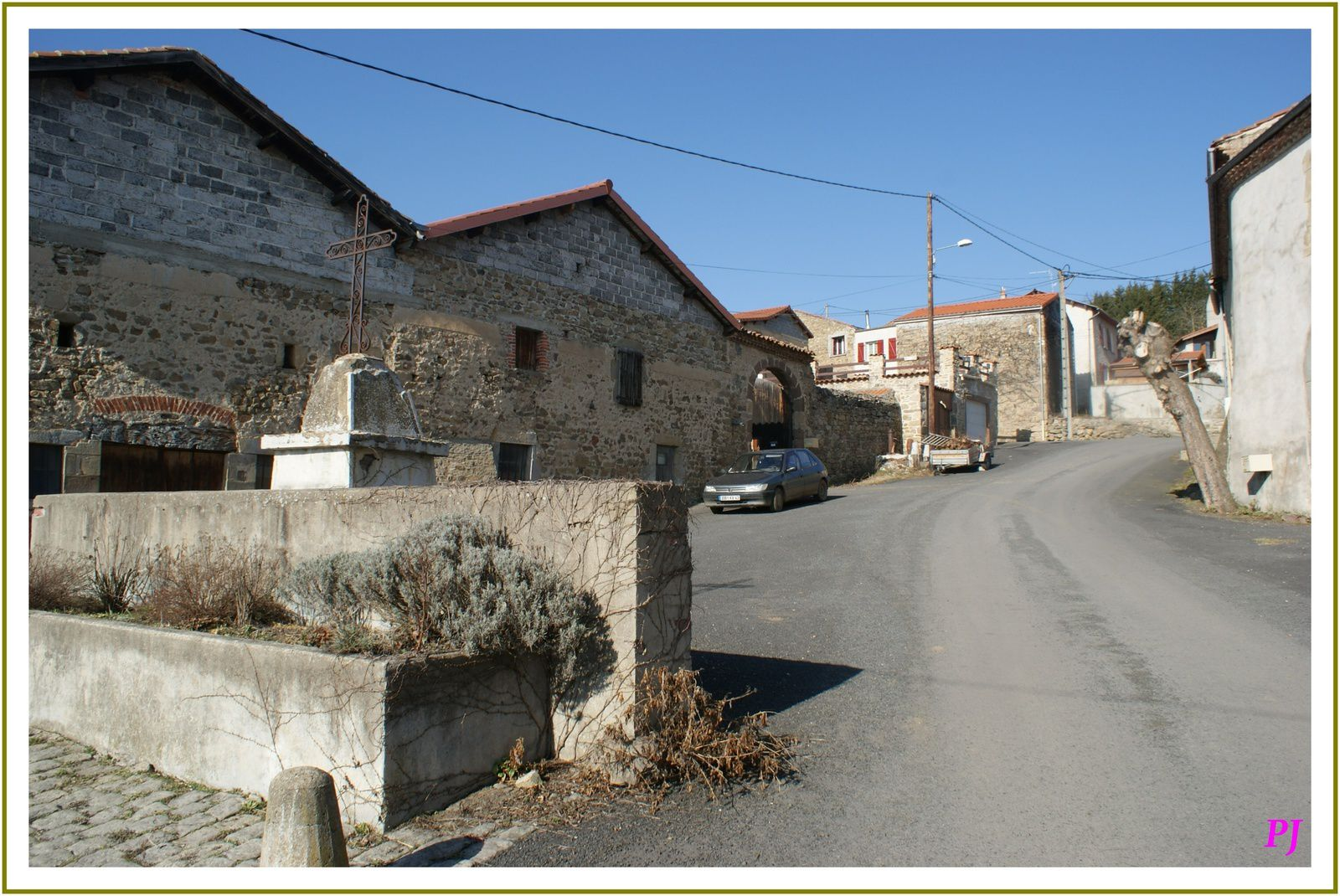 Les villages de Haute-Loire: Lorlanges