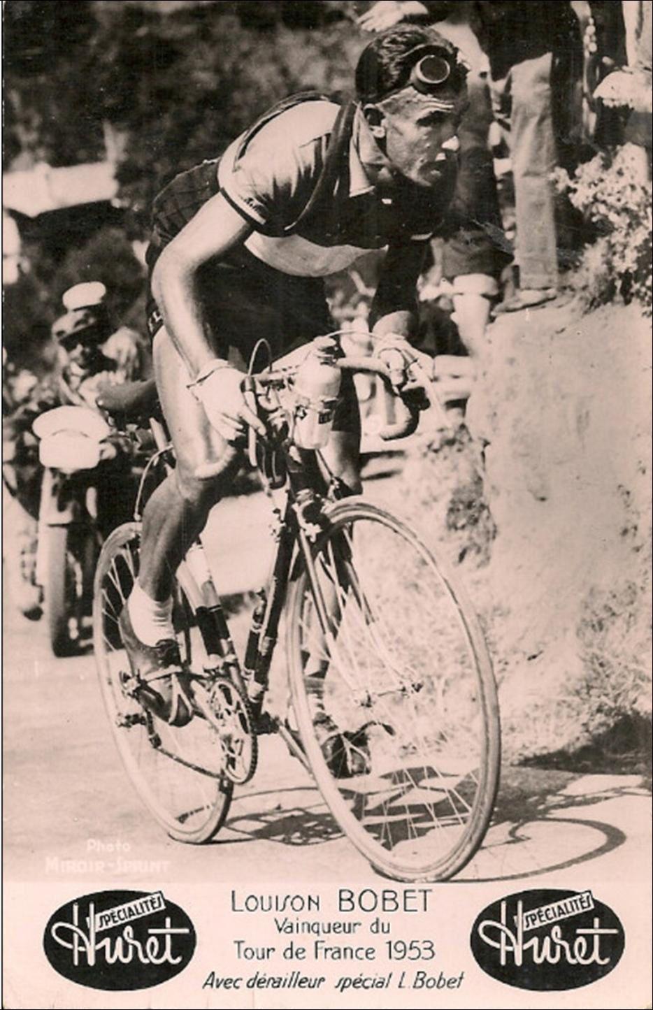 Mes années 50 dans le village de Charbonnier les Mines