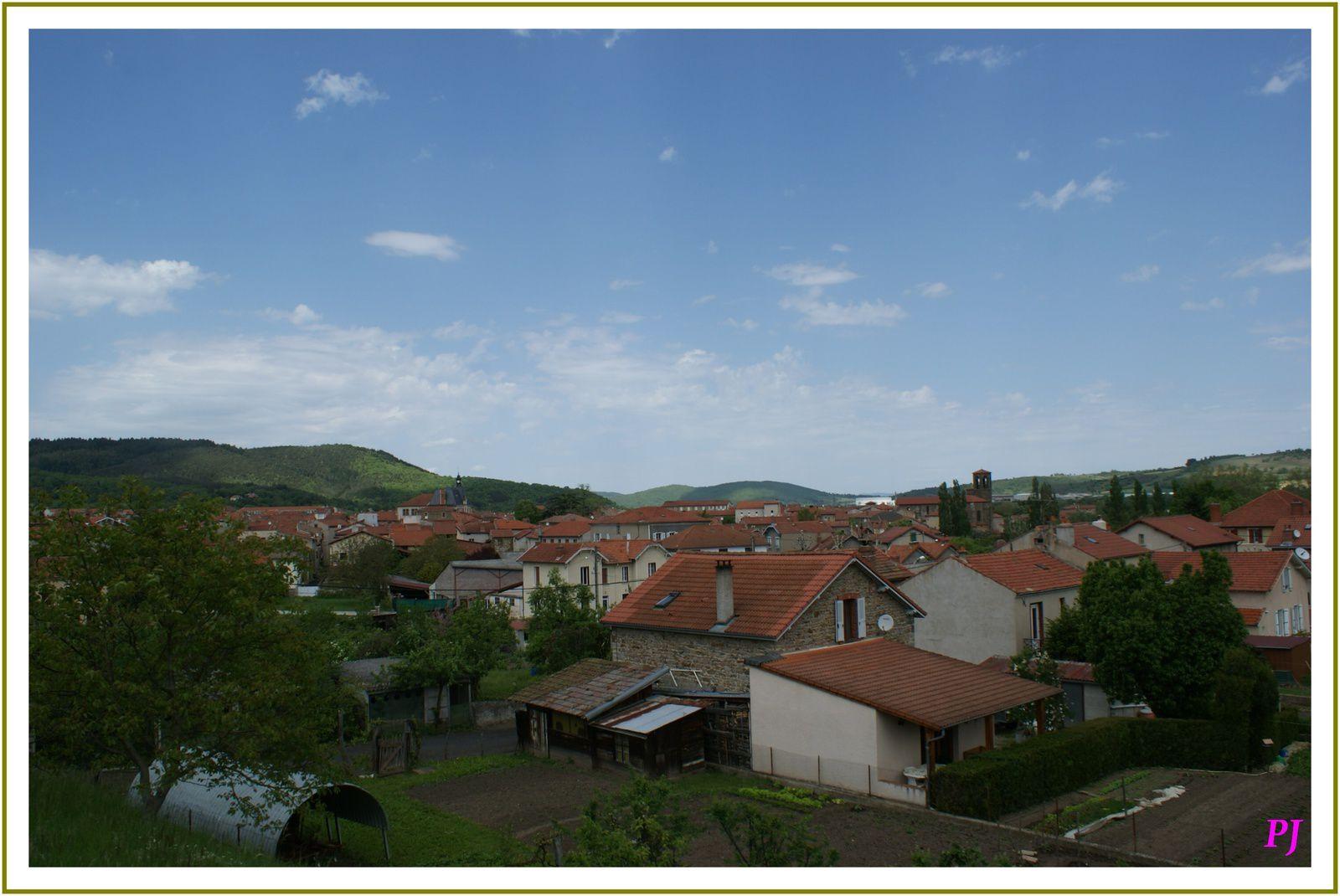 Les villages d'Auvergne:Langeac