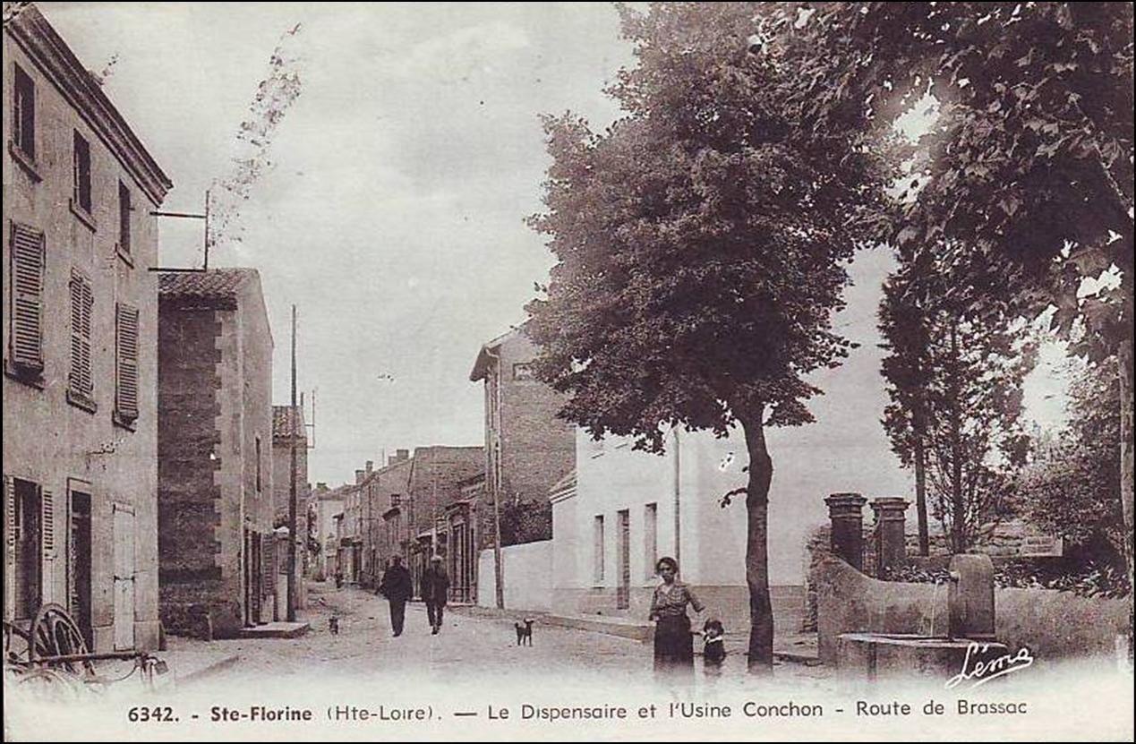 Auvergne: Usines de vètements Conchon Quinette