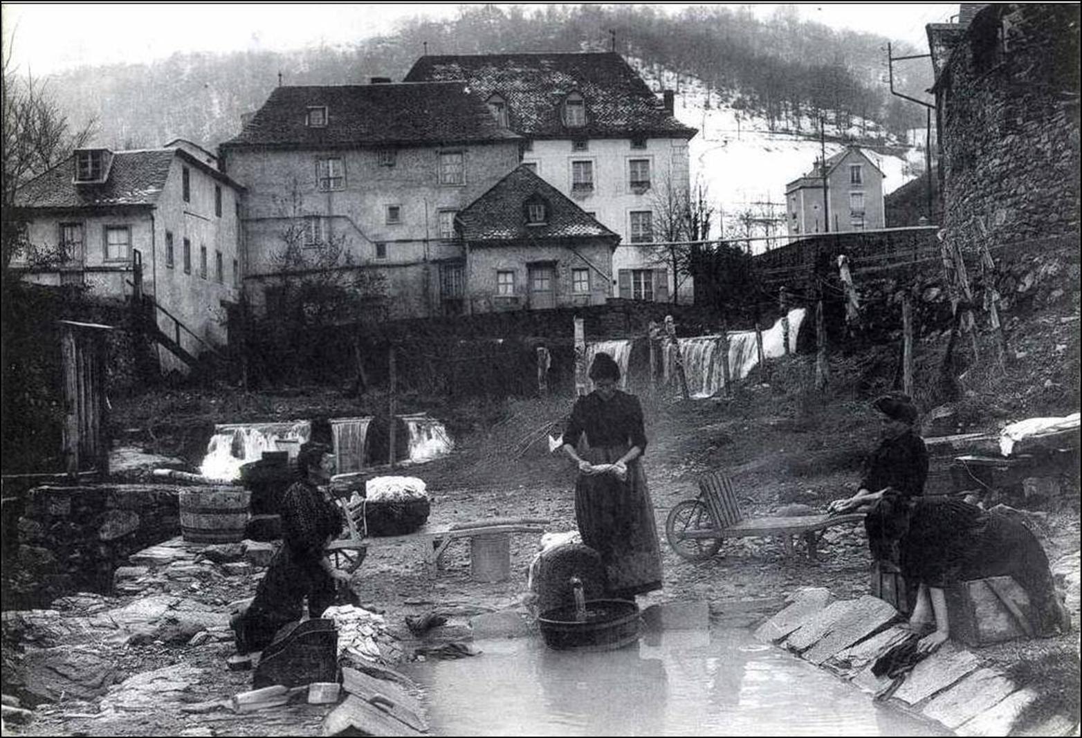 Ville du Cantal:Chaudes Aigues