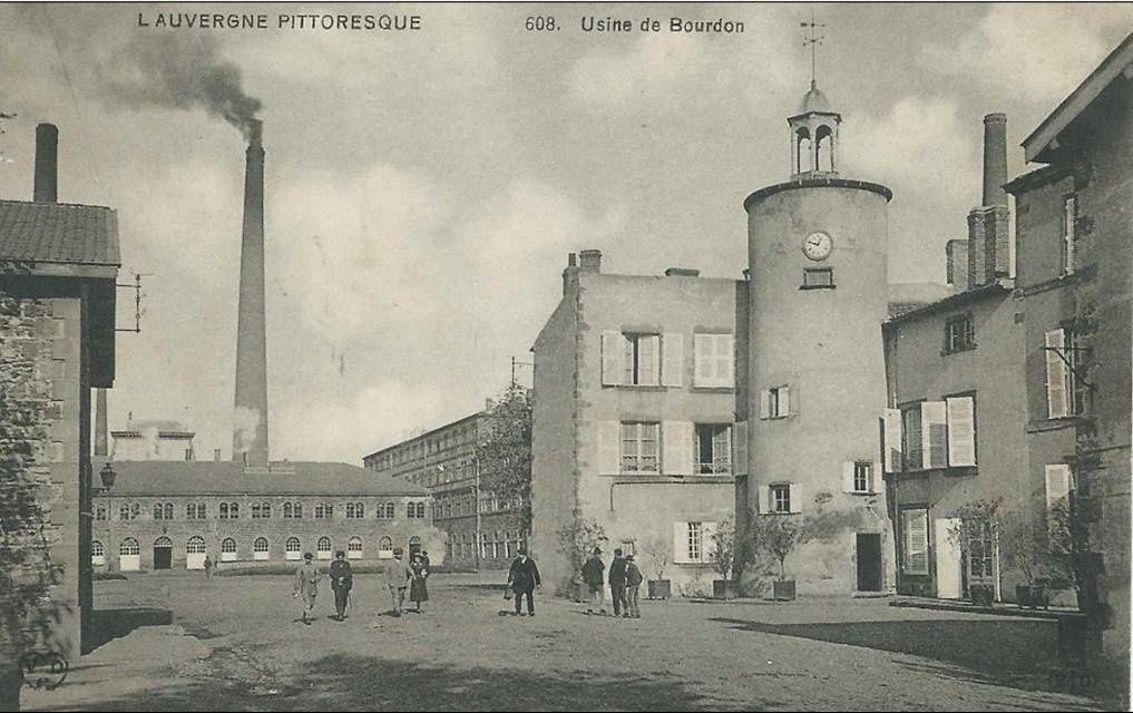 La sucrerie Bourdon
