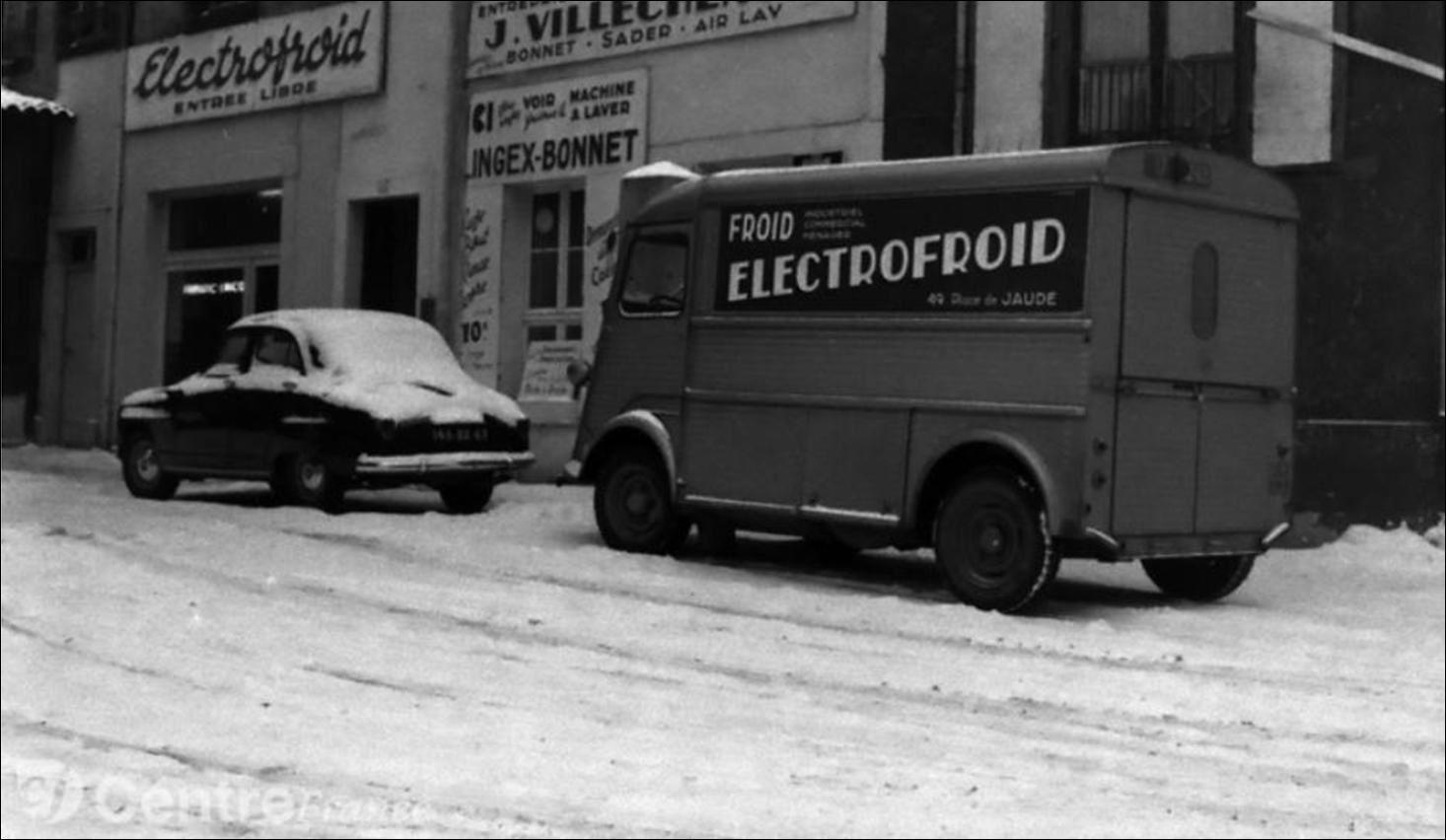 L'hiver 1956
