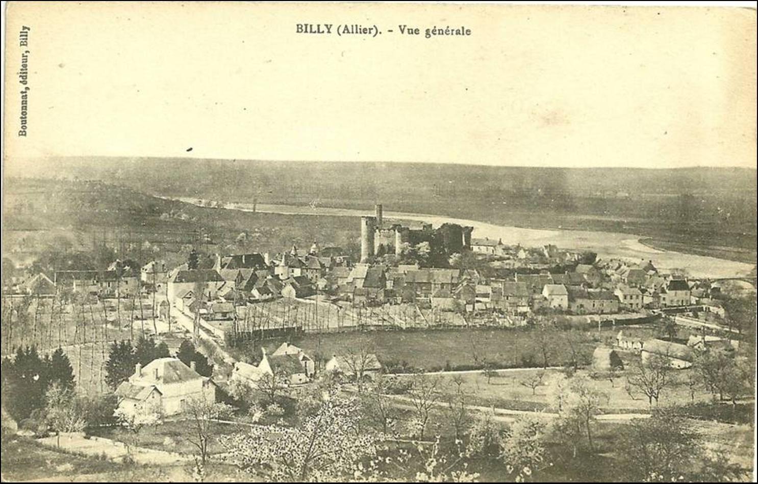 Billy dans l'Allier