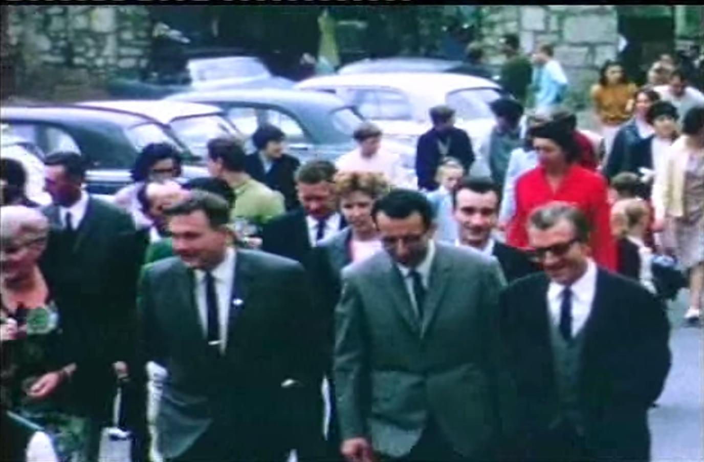 Allègre dans les années 60