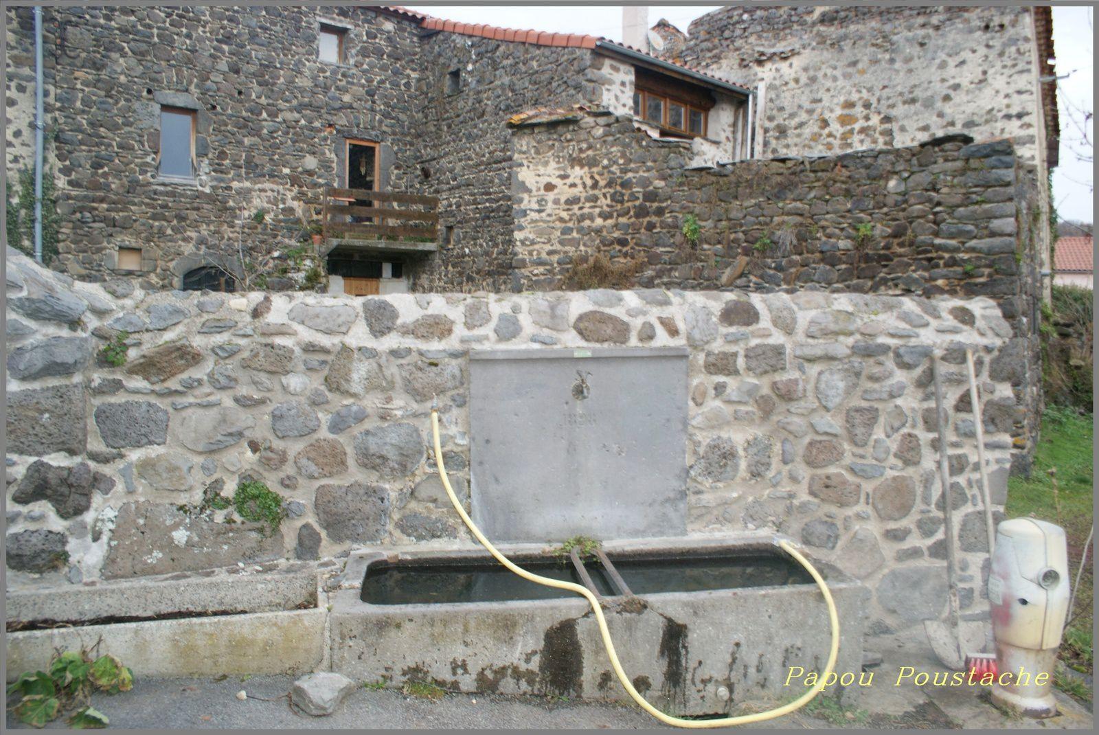 Les villages du Puy de Dome: Ternant les Eaux