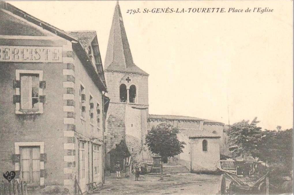 Il était une fois Saint Genès La Tourette