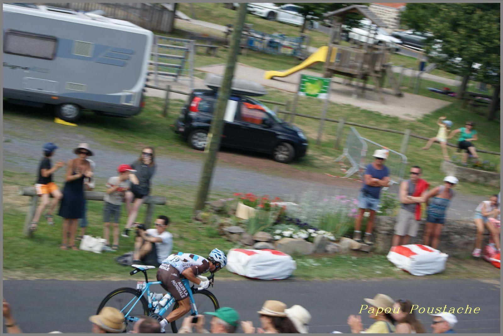 Tour de France:Etape du Puy en Velay