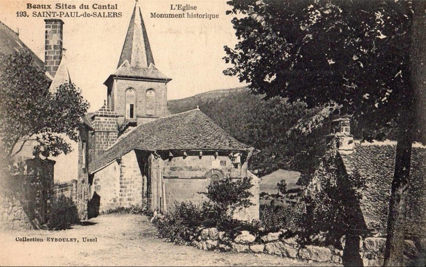 Saint Paul de Salers