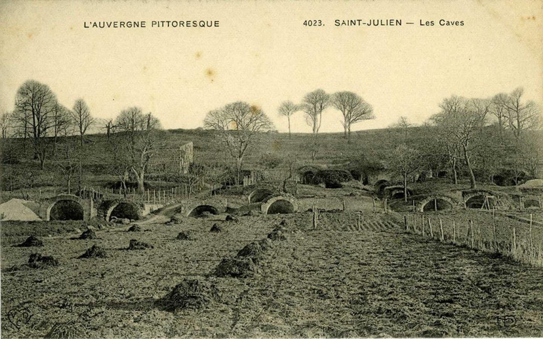 Les caves Saint Julien