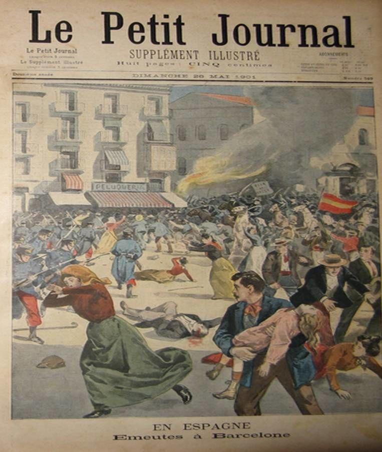 Histoire d'un journal de campagne -Le petit Journal-