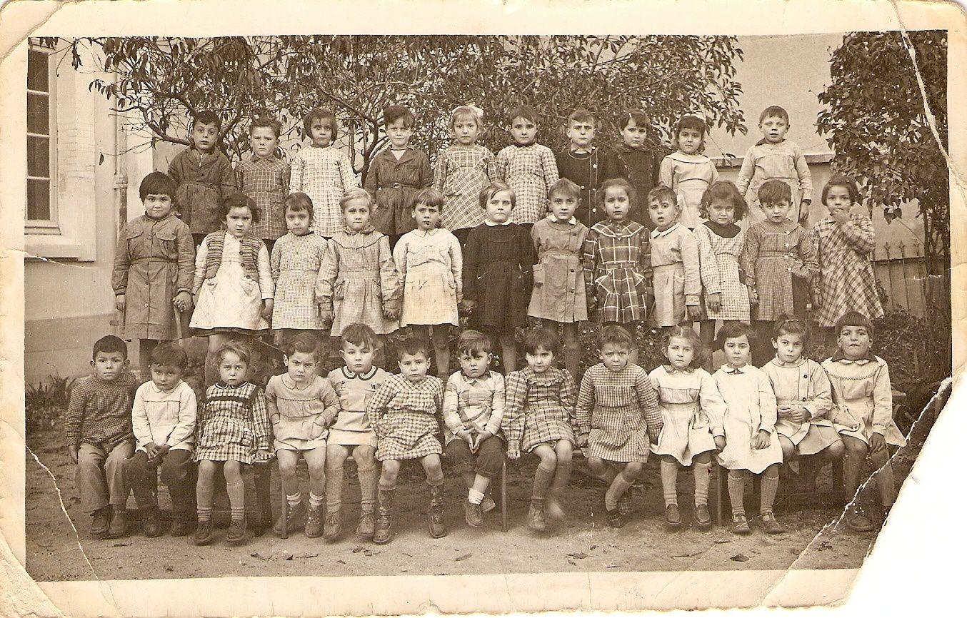 Jumeaux aux années 50-60