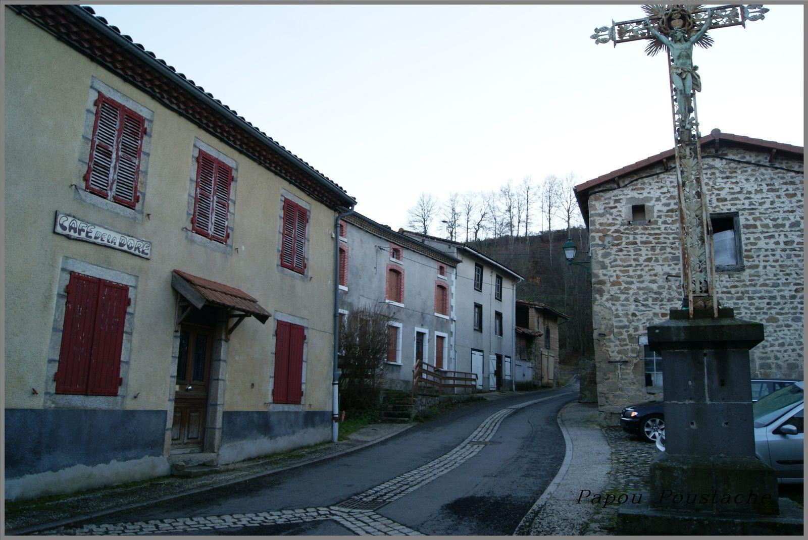 Saint Gervais sous Meymont
