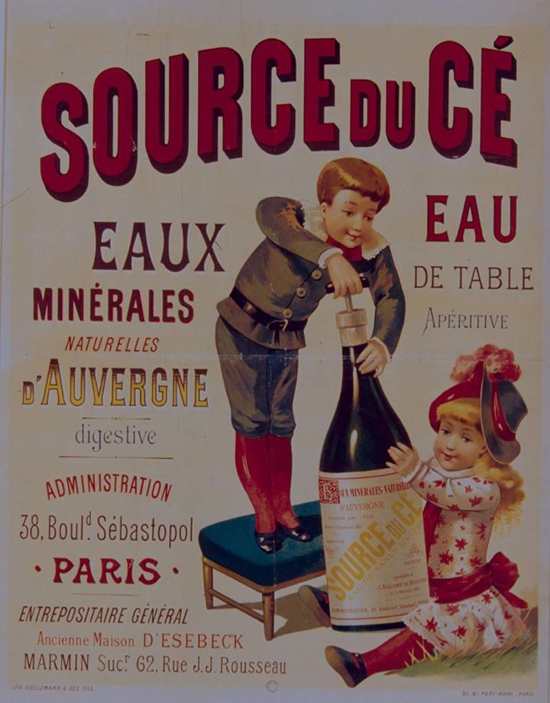 Les sources d'Auvergne: Le Say