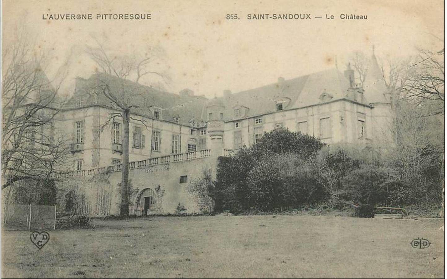 Il était une fois Saint Sandoux
