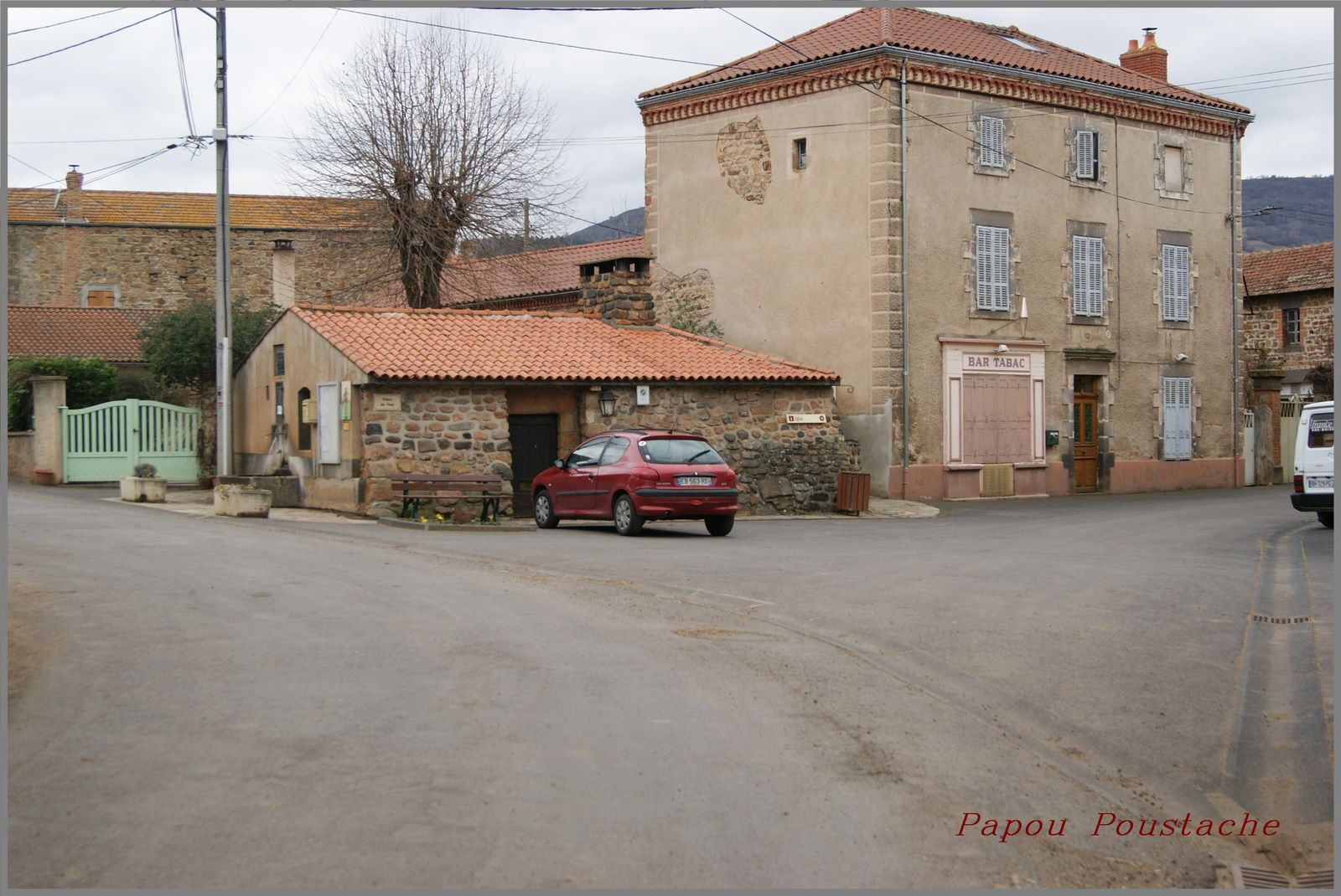 Les villages du Puy de Dome: Madriat