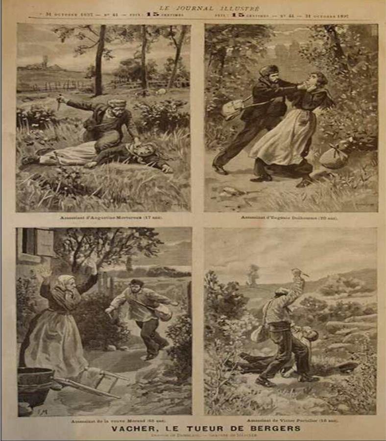 Le Tueur de bergers