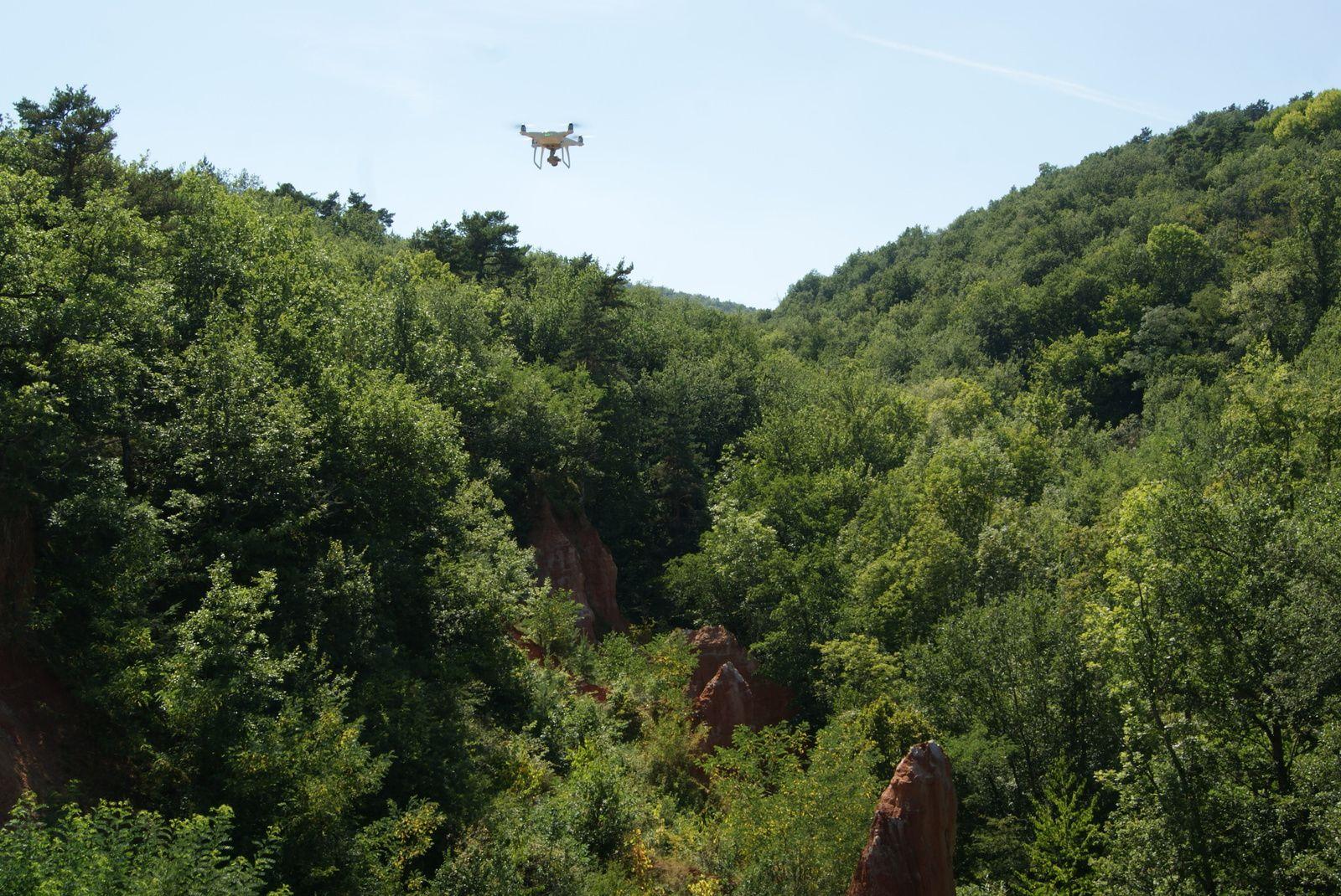 L'Auvergne vue du haut par Gilles