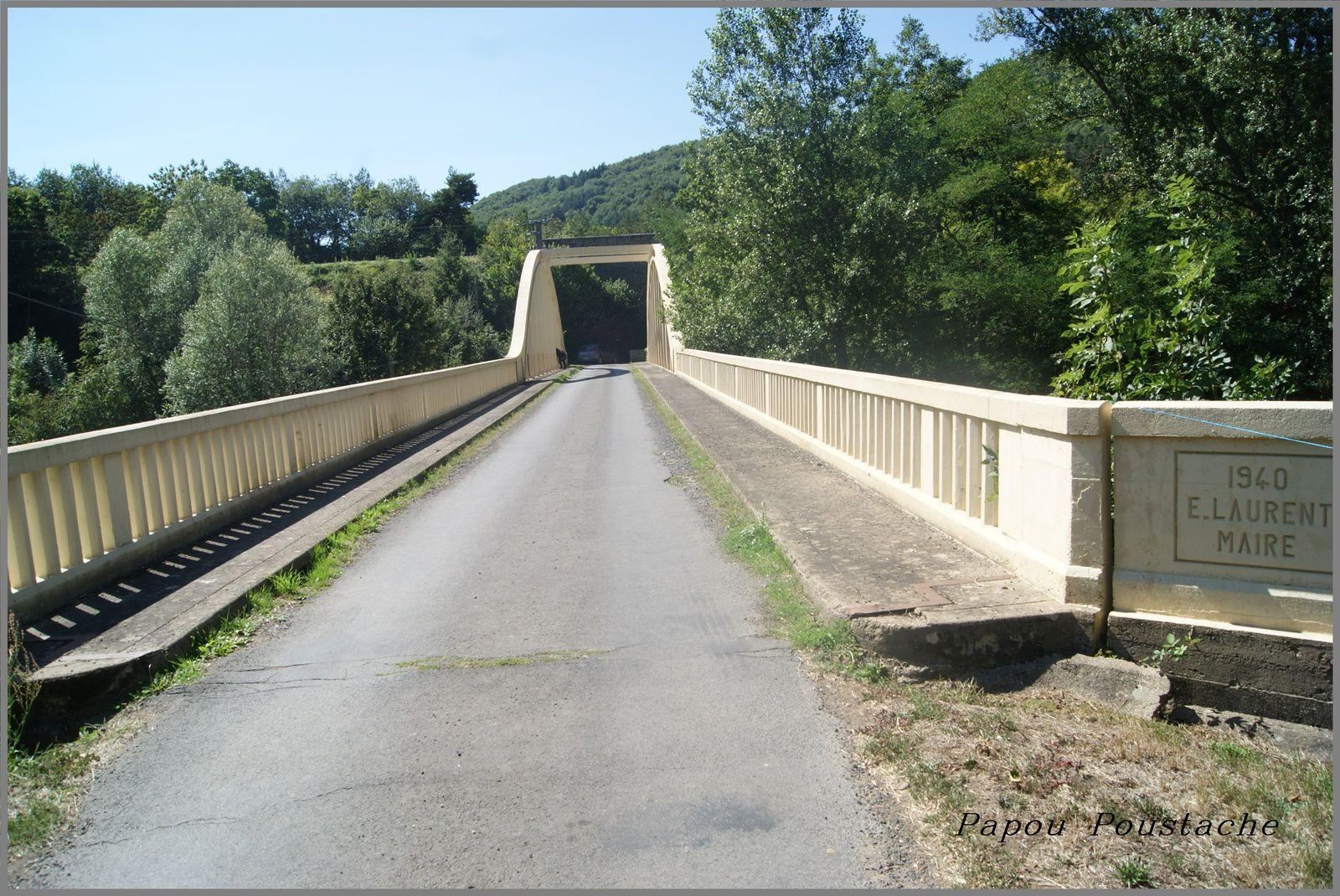 Le pont de Brugeilles