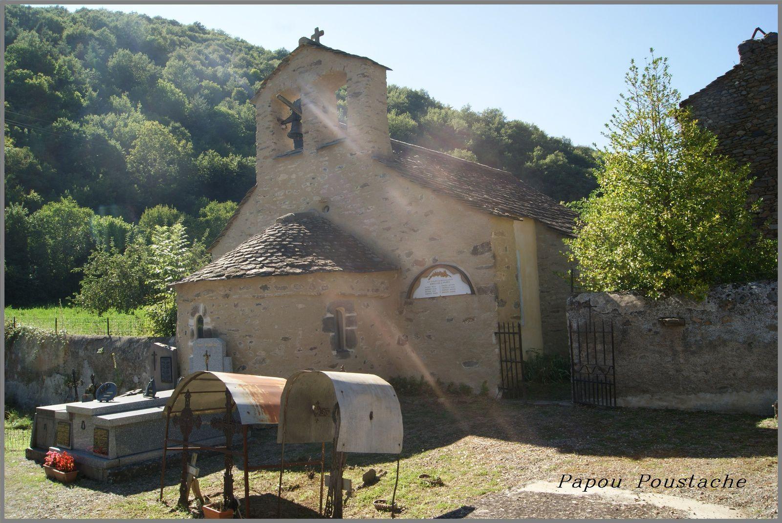 Le village de Bousselargues