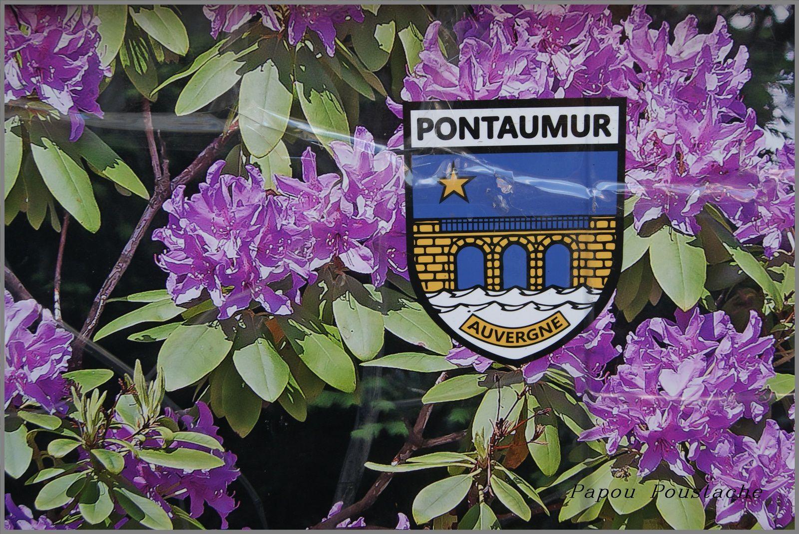 Balade autour de Pontaumur