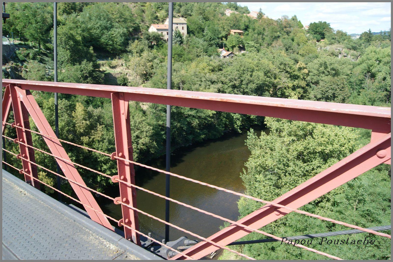 Le pont de Saint Ilpize