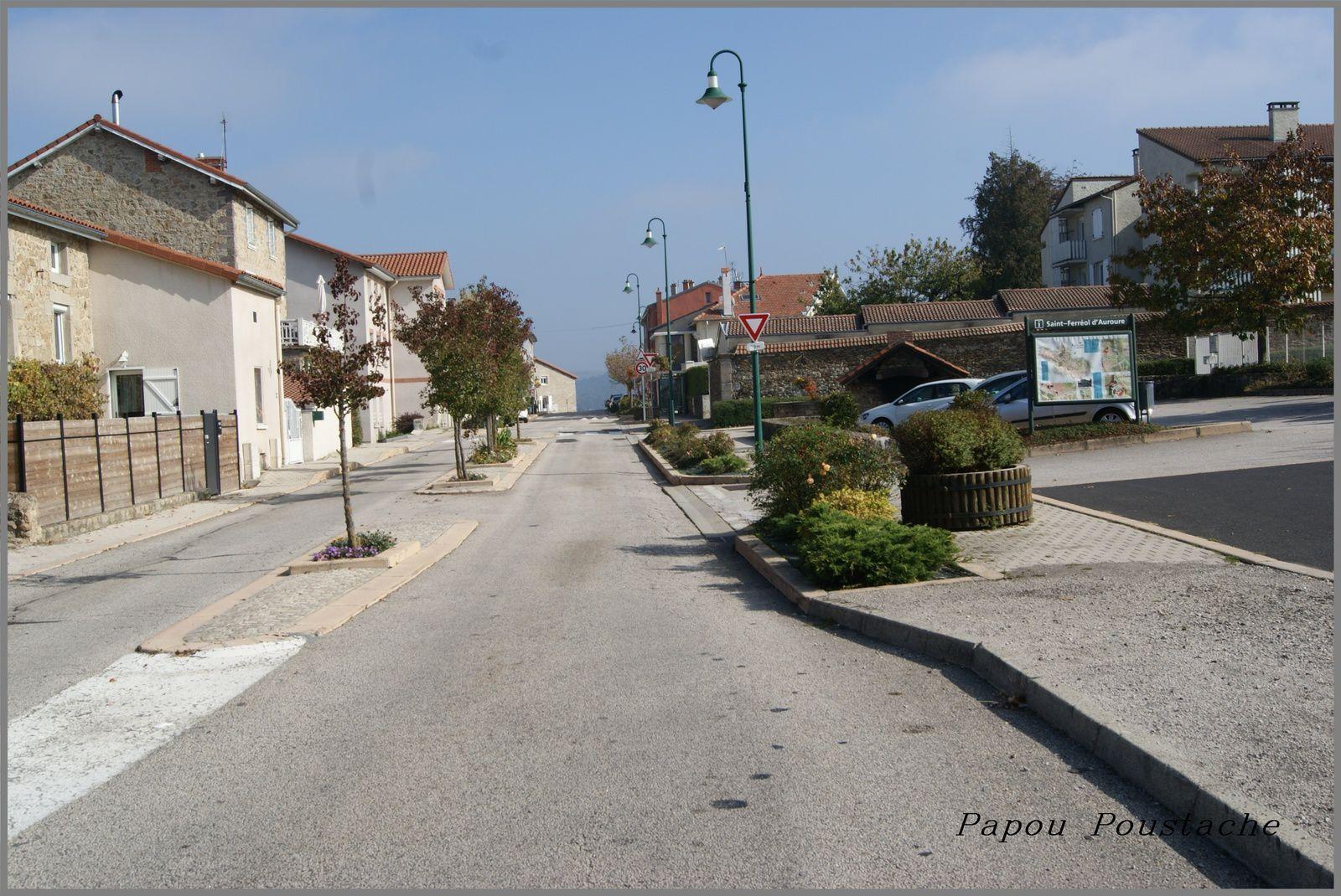 Saint Férréol d'Auroure