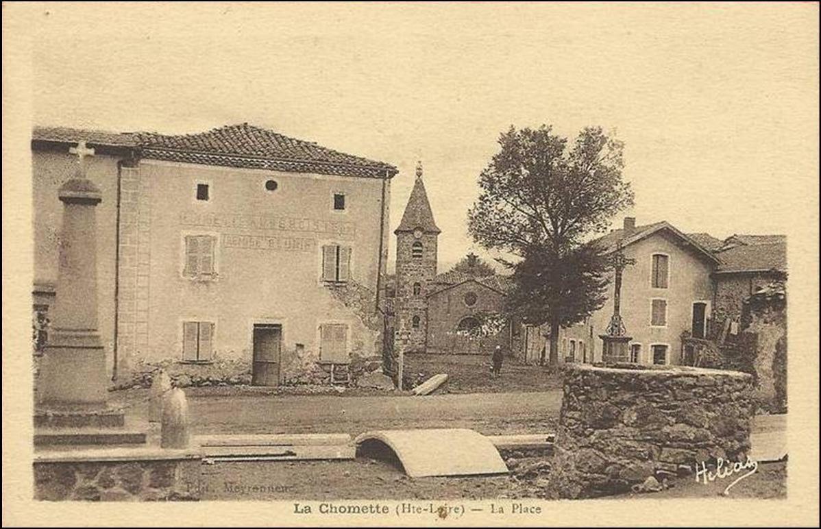 La Chomette en Haute Loire