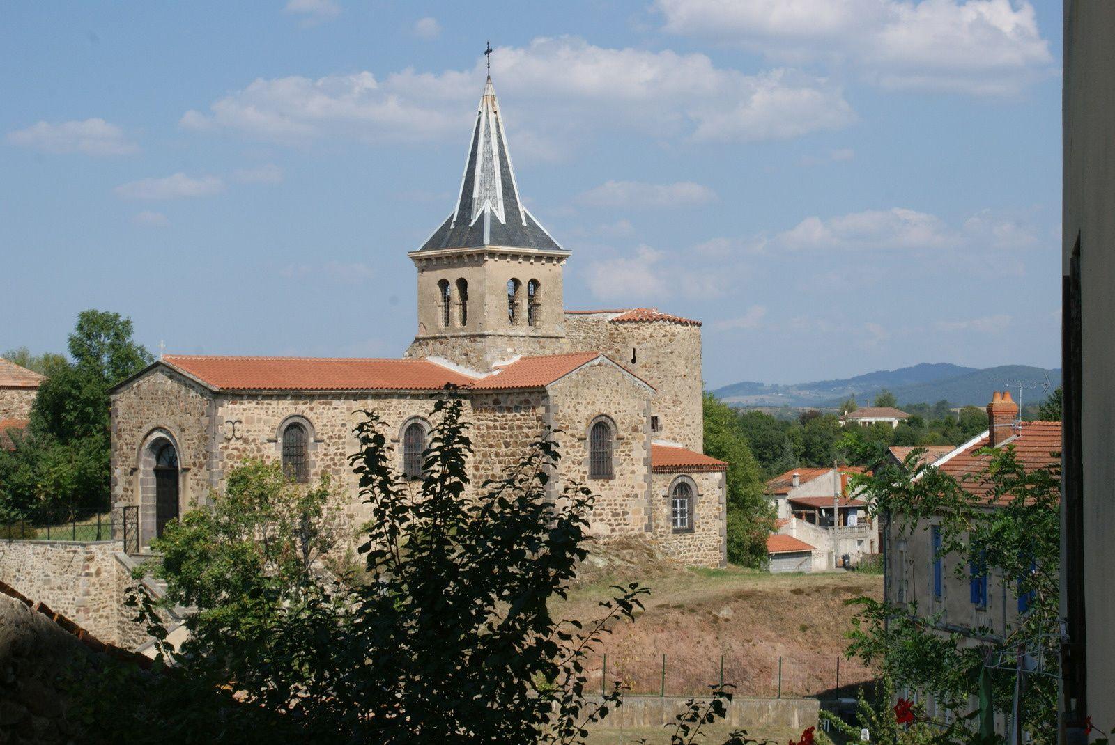 Les villages du Puy de Dome:Beaulieu