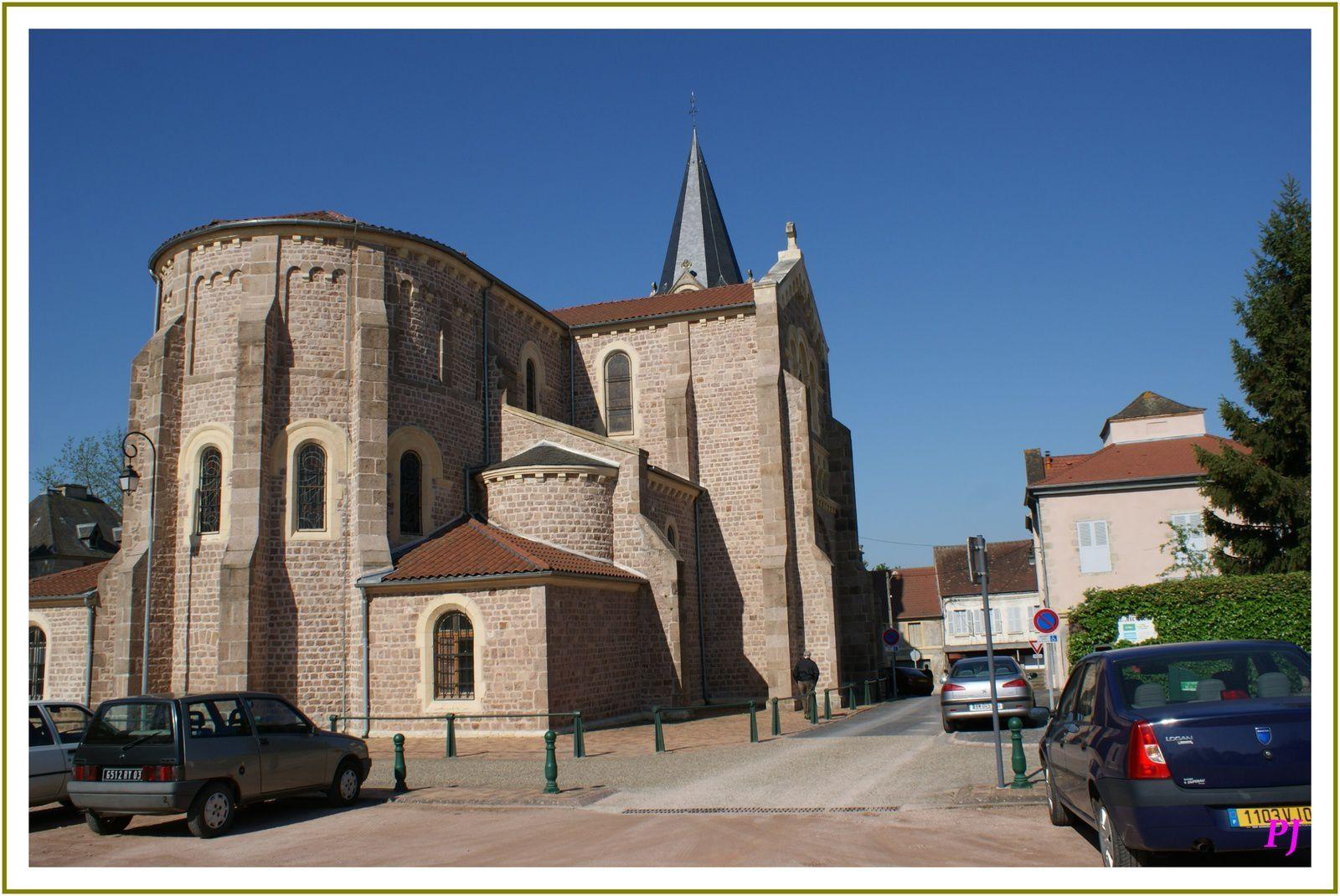 Les villages de l'Allier: Lapalisse