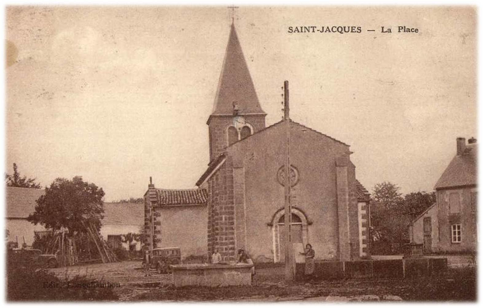 Saint Jacques d'Ambur
