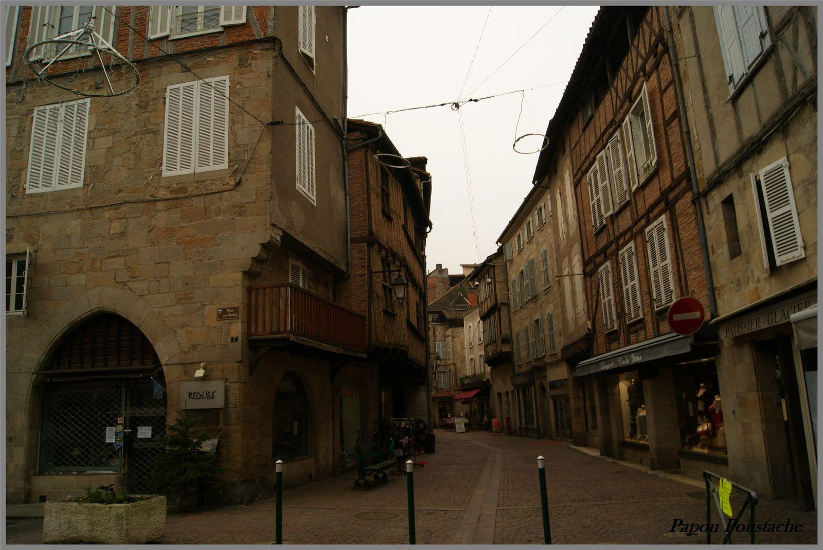 Un auvergnat en Causses Quercy