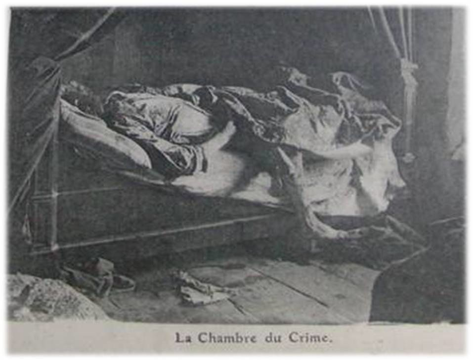 Faits divers aux environs d'Ambert:Triple meurtre de Joseph Quatresous